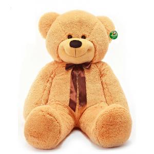 Плюшевый медведь Нестор (карамельный)