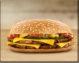 Двойной Чизбургер XXL