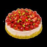 Торт Клубника со сливками Домашняя выпечка 1,15 кг