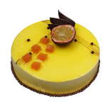 Торт Маракуйя 1,4 кг Домашняя выпечка