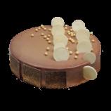 Торт Три Шоколада 1,05 кг Домашняя выпечка