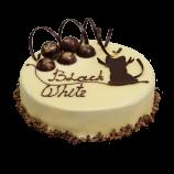 Торт Черное и белое Домашняя выпечка 1,1 кг