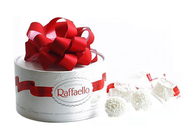 Raffaello T60 (большой торт)