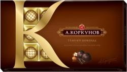 А. Коркунов Тёмный шоколад с лесным орехом