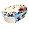 Мороженое Айсберри Вкусландия пломбир Птичье молоко 450г лоток