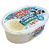 Мороженое ''Самые Сливки'' пломбир ванильный 450г ванна Талосно