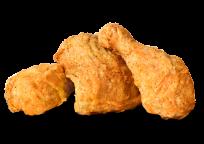 1 Кусок курицы