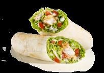 Итальянский салат ролл