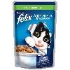 Корм для кошек Felix (Феликс) Аппетитные кусочки консервы с индейкой в желе 85г пакет