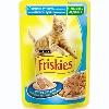 Сухой корм для кошек Фрискис мясо, печень, овощи картон 400г Венгрия