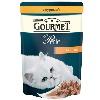 Консервы для кошек Гурме Голд курица сердце печень 85г ж/б Франция