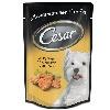 Корм для собак Cesar (Цезарь) консервы из курицы с зелеными овощами 100г пакет