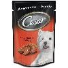 Корм для собак Cesar (Цезарь) консервы из говядины с овощами 100г пакет