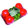 Овощное ассорти Премиум (помидоры, огурцы) 1-фас 850г Московский
