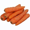 Морковь импортная фасованная 1кг