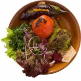 Шашлык из овощей 1 пор.