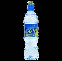 Аква Минерале Актив Лимон 0,6 л