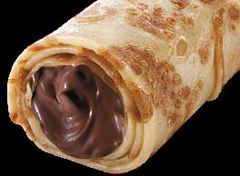 Блин с Nutella