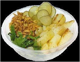 Картофель постный