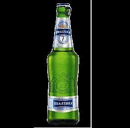 Пиво «Балтика» №7 0,5 л