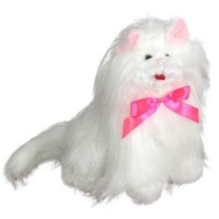 Кошка Лиза 38 см