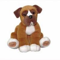 Боксер щенок 30 см